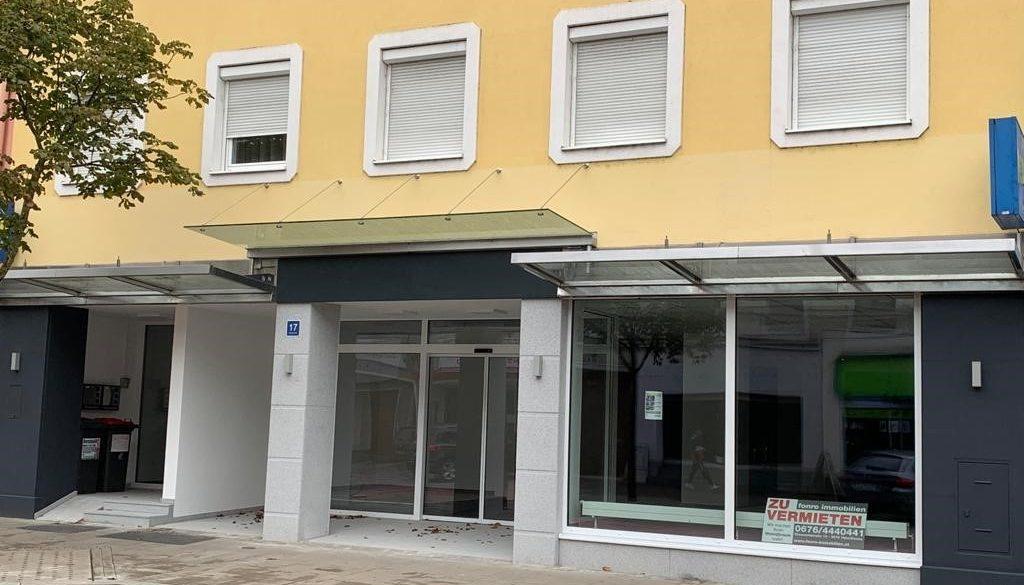 Geschäftslokal in Amstetten