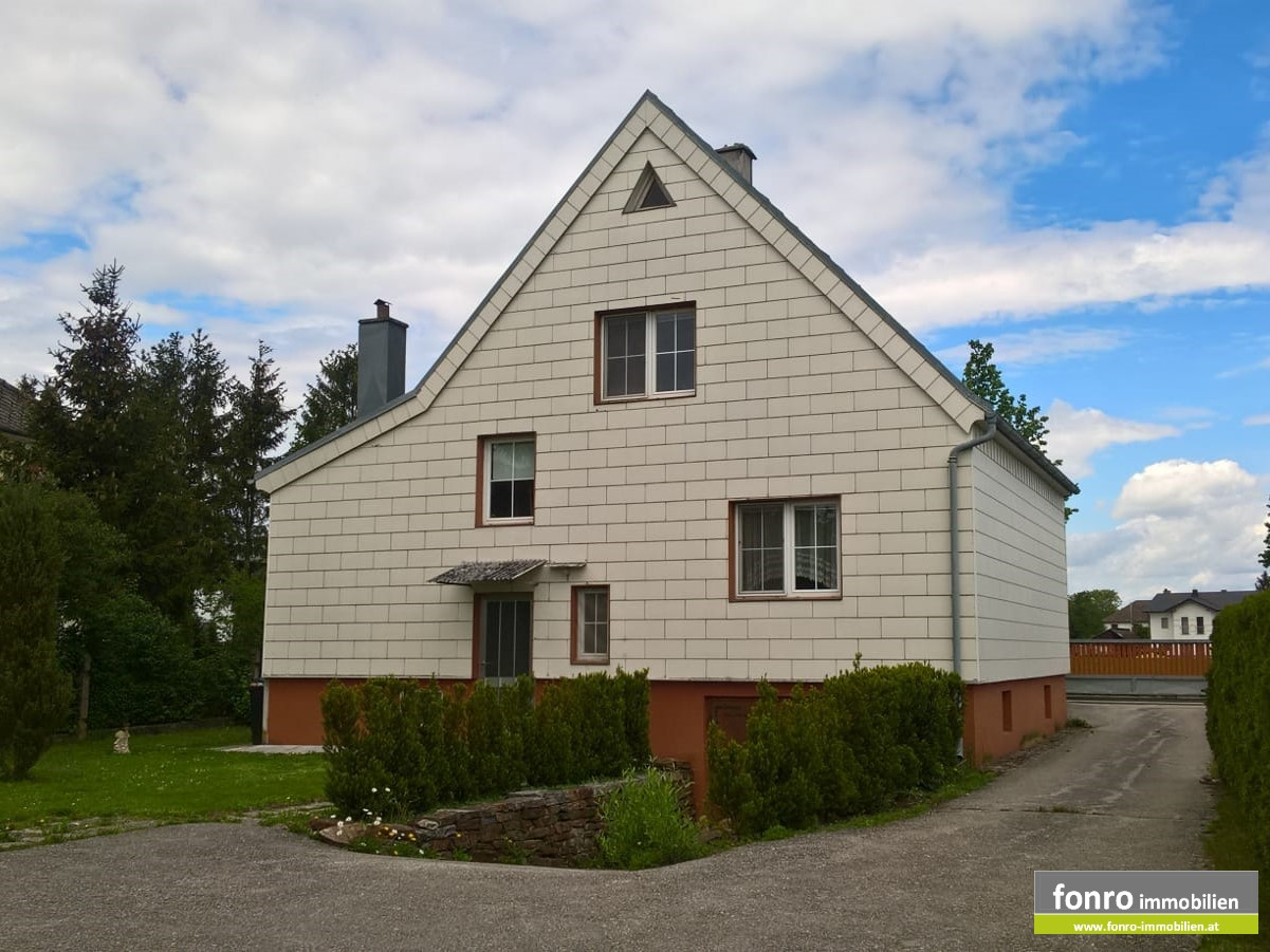 Nettes Einfamilienhaus in 3300 Amstetten