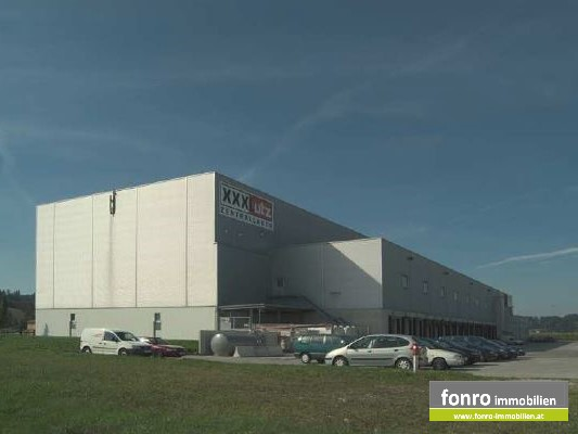Logistikcenter in 4407 Dietach