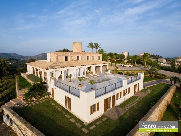 Traumvilla auf Mallorca