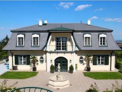 Luxuriöse Villa mit Panoramablick