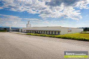Einstellplätze und Lagerräume in Persenbeug-Gottsdorf zu vermieten
